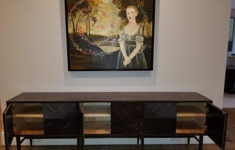 Custom Table Built In Newbury MA